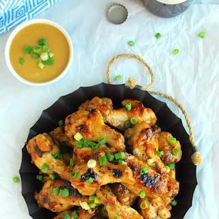 Dijon Chicken Wings