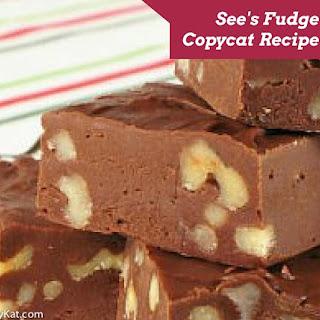 See's Fudge
