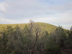 Photo: Distant ridge