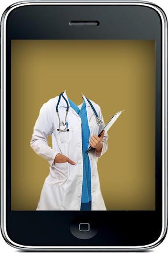 Doctor Photo Suit Fashion