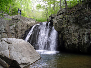 Photo: Kilgore Falls in theFalling Branch Area of Rocks State Park