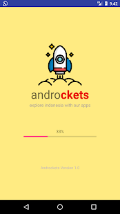 Androckets Apps - náhled