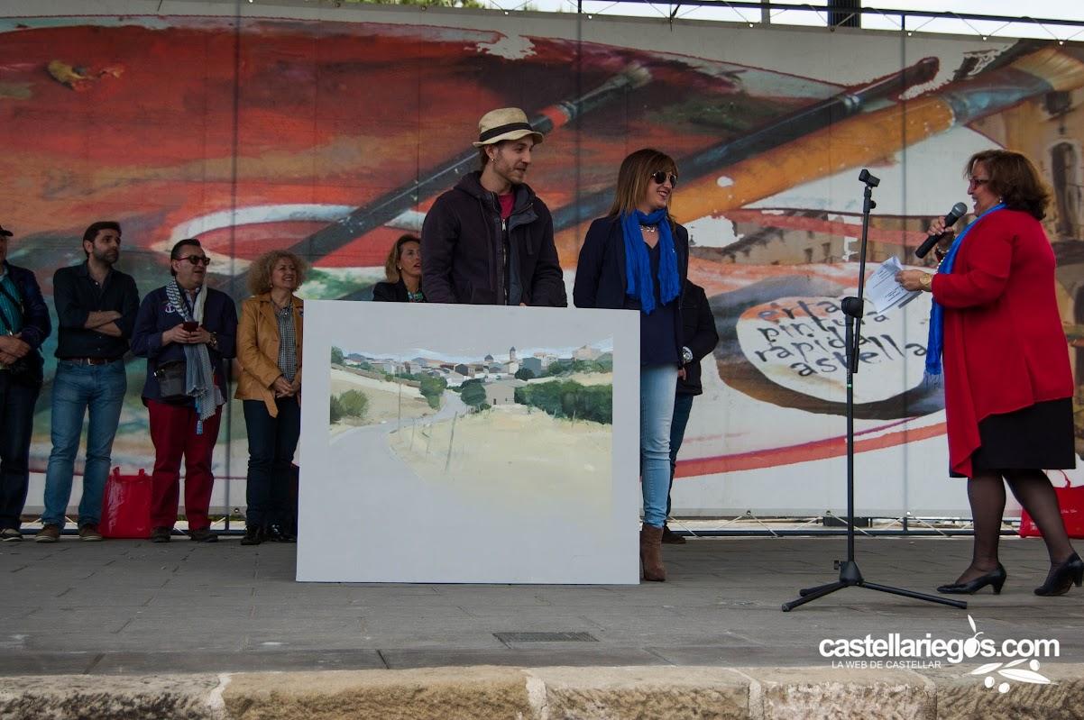 Acta y premios y fotograf as cuadros ganadores del xviii for Piscina ramirez granada