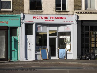 Picture Framing Service on York Road - Picture & Photo Framers in ...