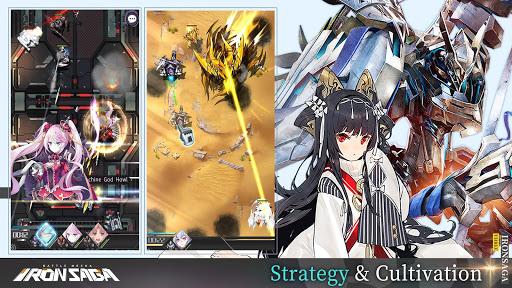 Iron Saga - Battle Mecha 2.27.3 screenshots 4