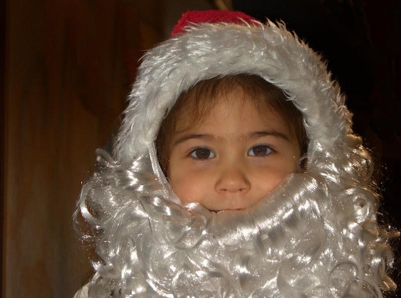 piccola Babbo Natale di ruggeri alessandro