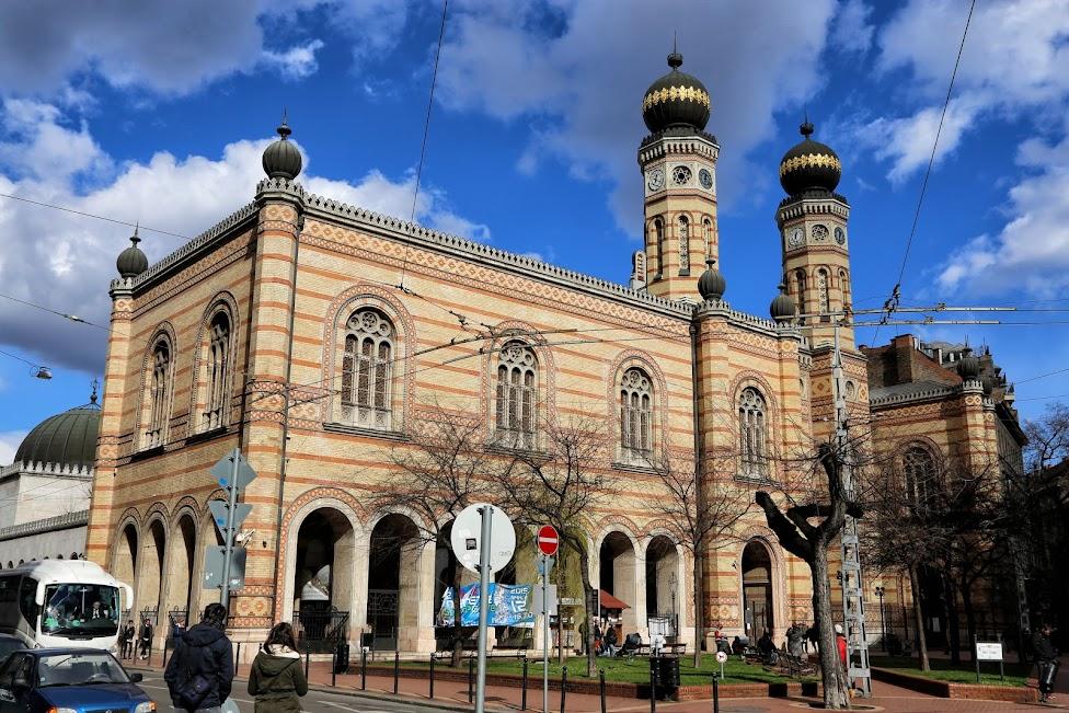 Wielka Synagoga, Budapeszt