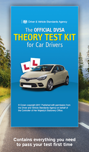 Screenshot for Official DVSA Theory Test Kit in Hong Kong Play Store