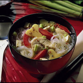 Spicy Chicken Soup.