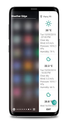 Edge Screen S9 1.6.3.5 screenshots 7