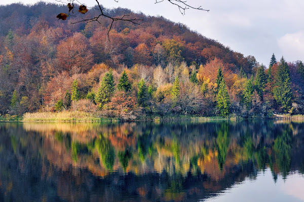 Lago di Plitivice di maurizio_varisco