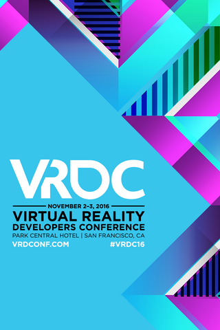 VRDC 2016- screenshot