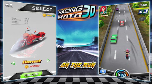 Moto Racing 3D Game 1.1.1 screenshots 13