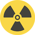Dosimeter simulator, Geiger counter prank PRO icon
