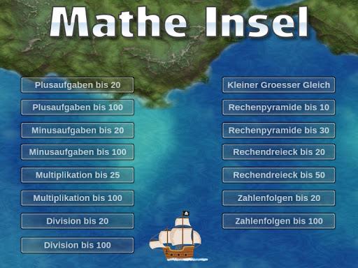 Mathe Insel Vorschule 1.Klasse