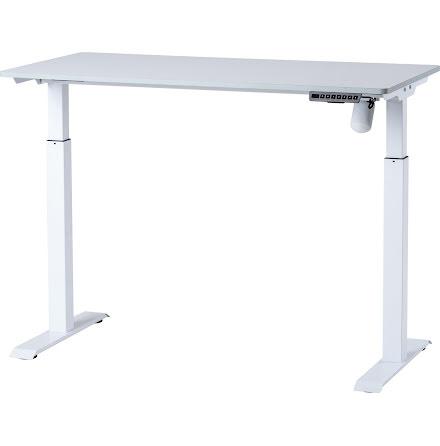 Skrivbord höj-sänk 120x60 sv