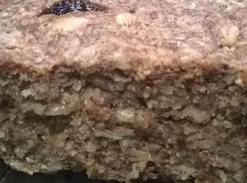 DANISH FRUIT, SEED & NUT  BREAD