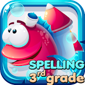 Spelling Practice Puzzle Vocabulary Game 3rd Grade