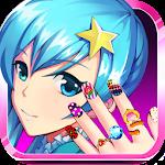 Princess Balala Manicure Icon