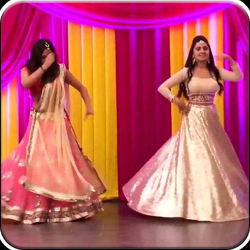 Mehndi Dance Performance