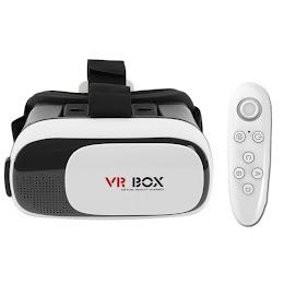 Ochelari realitate virtuala VR Box 2.0 + Maneta Bluetooth