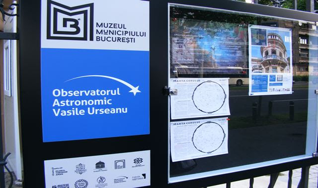 BUCHAREST ASTRONOMICAL OBSERVATORY TIMETABLE