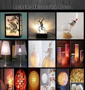 Lighting Decoration Ideas - náhled