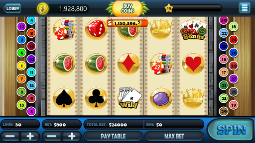 Casino VIP Deluxe - Free Slot 1.25 screenshots 1