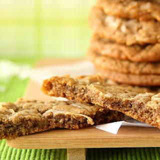 Brown Sugar Cinnamon Coconut Cookies.