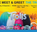 Trolls at Toys R Us : Cape Town, South Africa