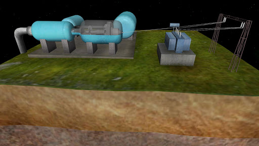 Geothermal Energy 3D