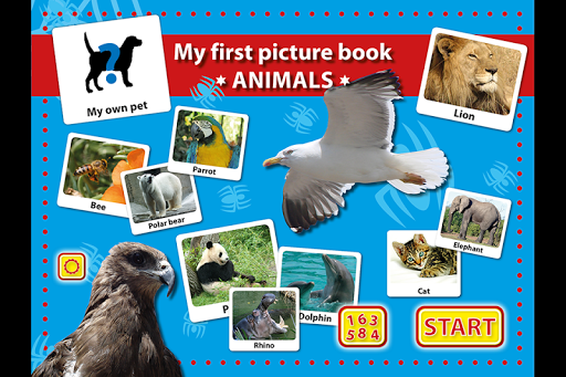 Picture Book Animals FREE Apk Download 6