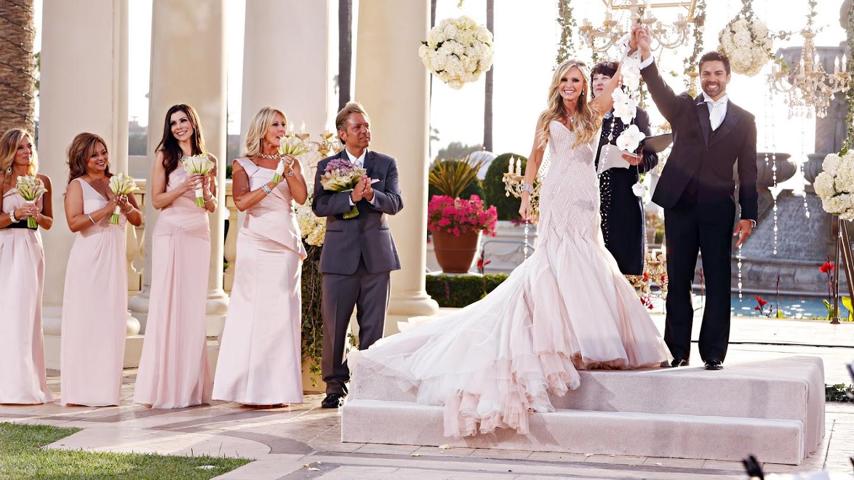 Watch Tamra's O.C. Wedding live