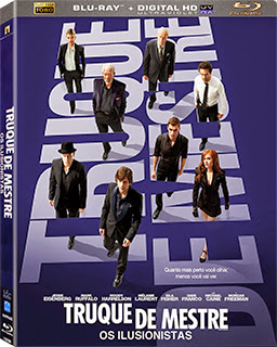 Truque de Mestre (2013) Torrent BDRip 1080p Dublado