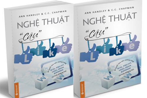 """Sách marketing online - Nghệ thuật """"câu"""" like"""