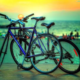 by Abu  Janjalani Abdullah - Transportation Bicycles