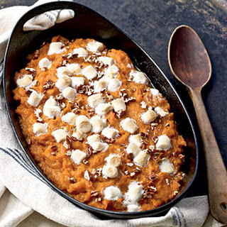Maple-Pecan Sweet Potatoes