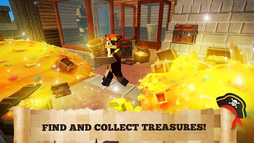 Pirate Crafts Cube Exploration 1.25-minApi23 screenshots 5