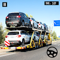 Car carrier Truck Cargo Simulator Game 2020 icon
