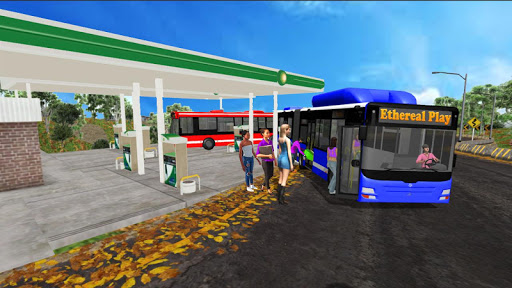 Tourist Bus Simulator: Coach Driving 3D 1.0 screenshots 9