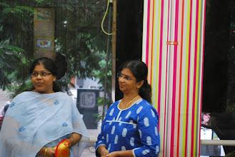Photo: ஸ்வேதா - பத்ம பிரியா (ஆலயம் கண்டேன்)