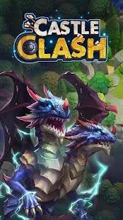 Castle Clash: Замок Короля DE Screenshot