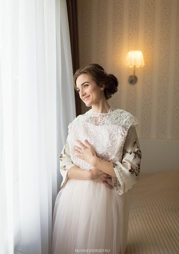 Свадебный фотограф Сергей Ялышев (L33s). Фотография от 13.04.2018