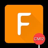 FoxorLOP - CM12 Theme