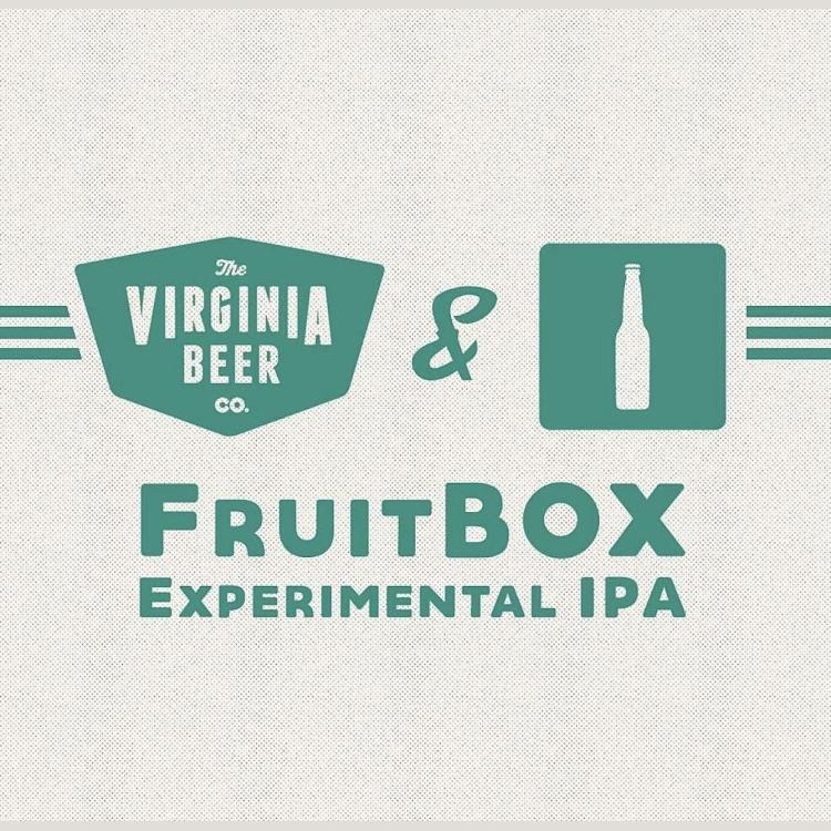 Logo of Virginia Beer Co. / bottleBOX fruitBOX Experimental IPA