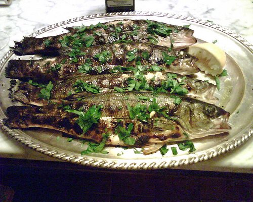 Italian fish recipes for christmas eve dinner food fish for Christmas eve fish recipes