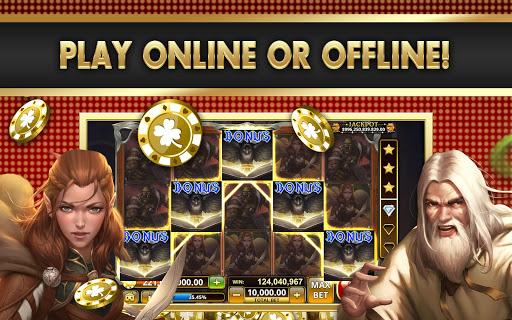 Slot Machines!  8