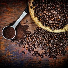 Brewed Awakening by Mike Ritchie - Food & Drink Ingredients ( coffee, pwc, pwccoffee )