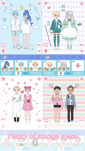 Lily Diary : Dress Up Game 1.1.0 screenshots 5