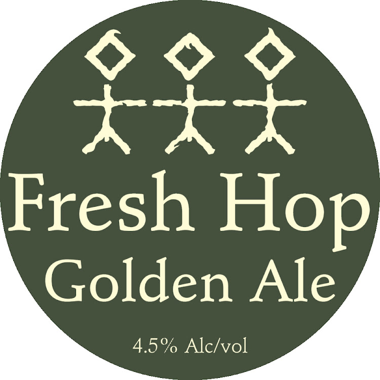 Logo of Three Boys Fresh Hop Golden